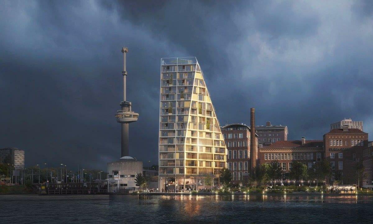 Project Kavel de Machinist - Foto: Gemeente Rotterdam