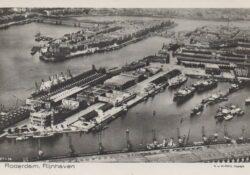 Rijnhaven in 1925