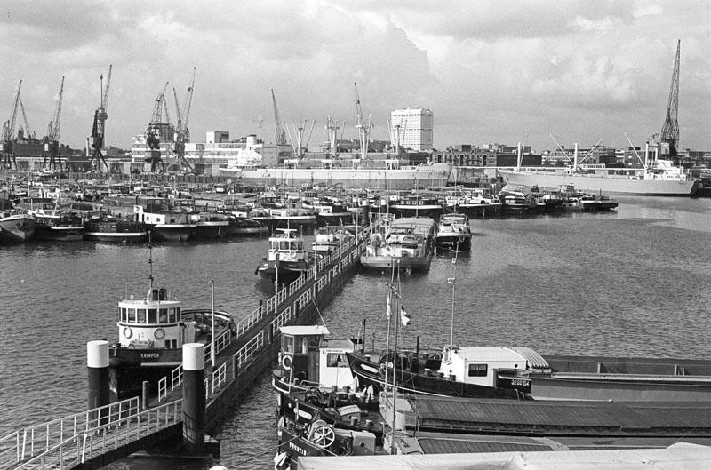 Rijnhaven in 1982