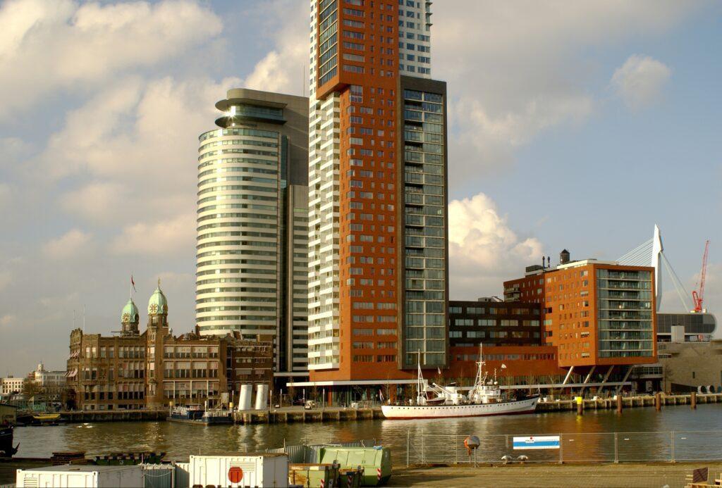 Rijnhaven in 2011