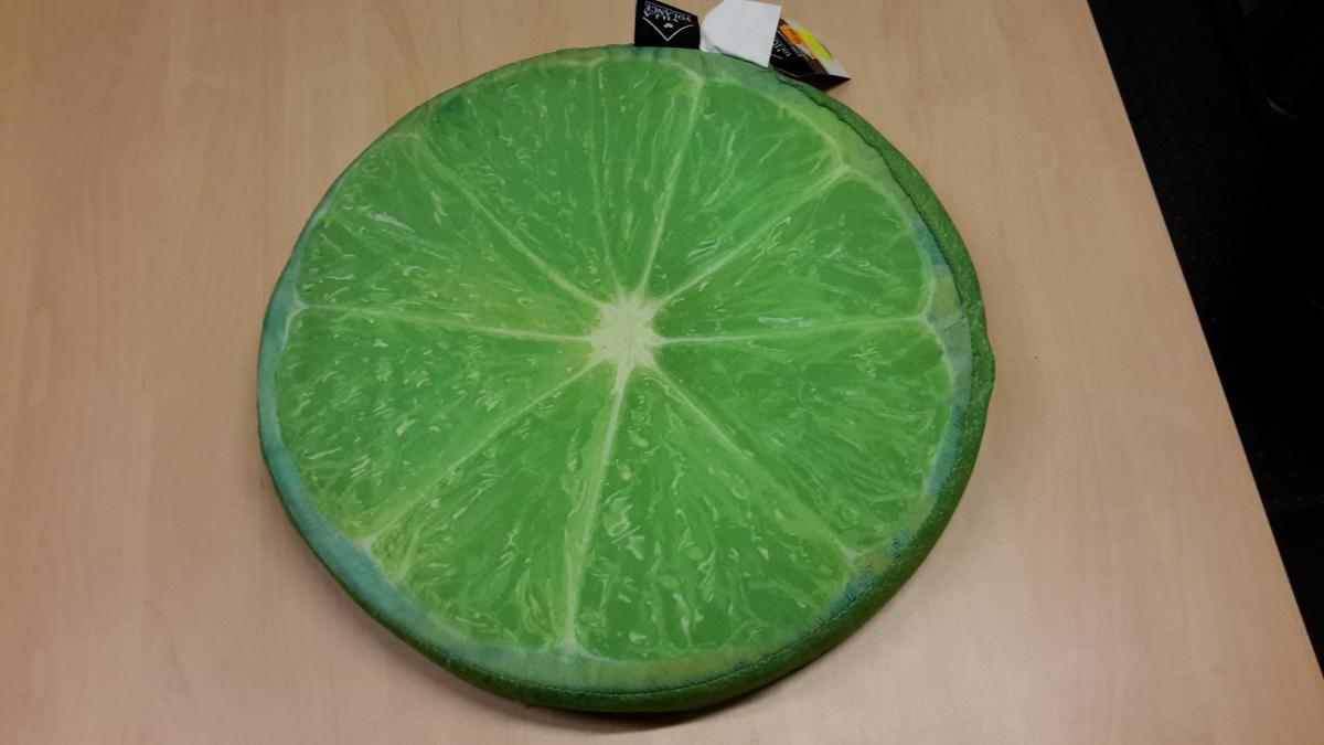 Limoenkussen RET