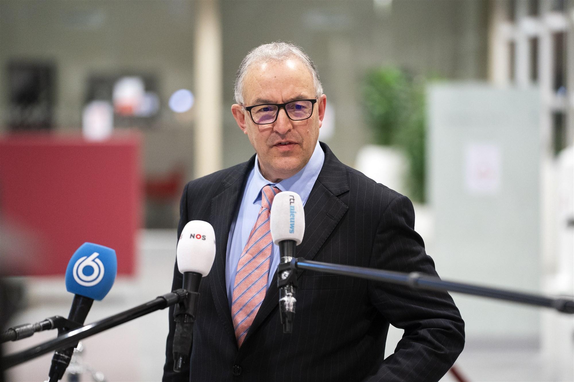 Burgemeester Ahmed Aboutaleb avondklokrellen Rotterdam