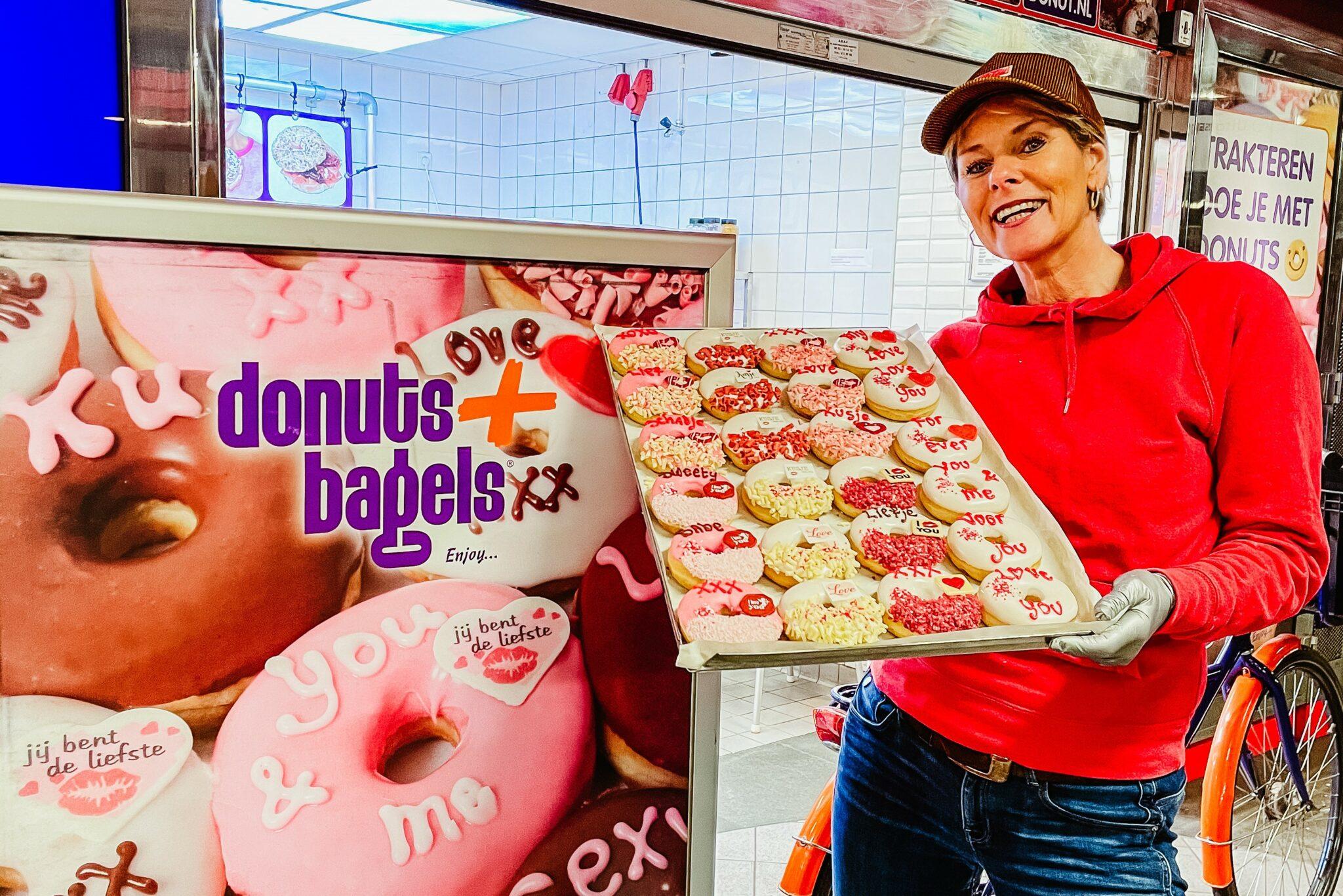 Donuts Valentijn Rotterdam Hannie Donuts+Bagels