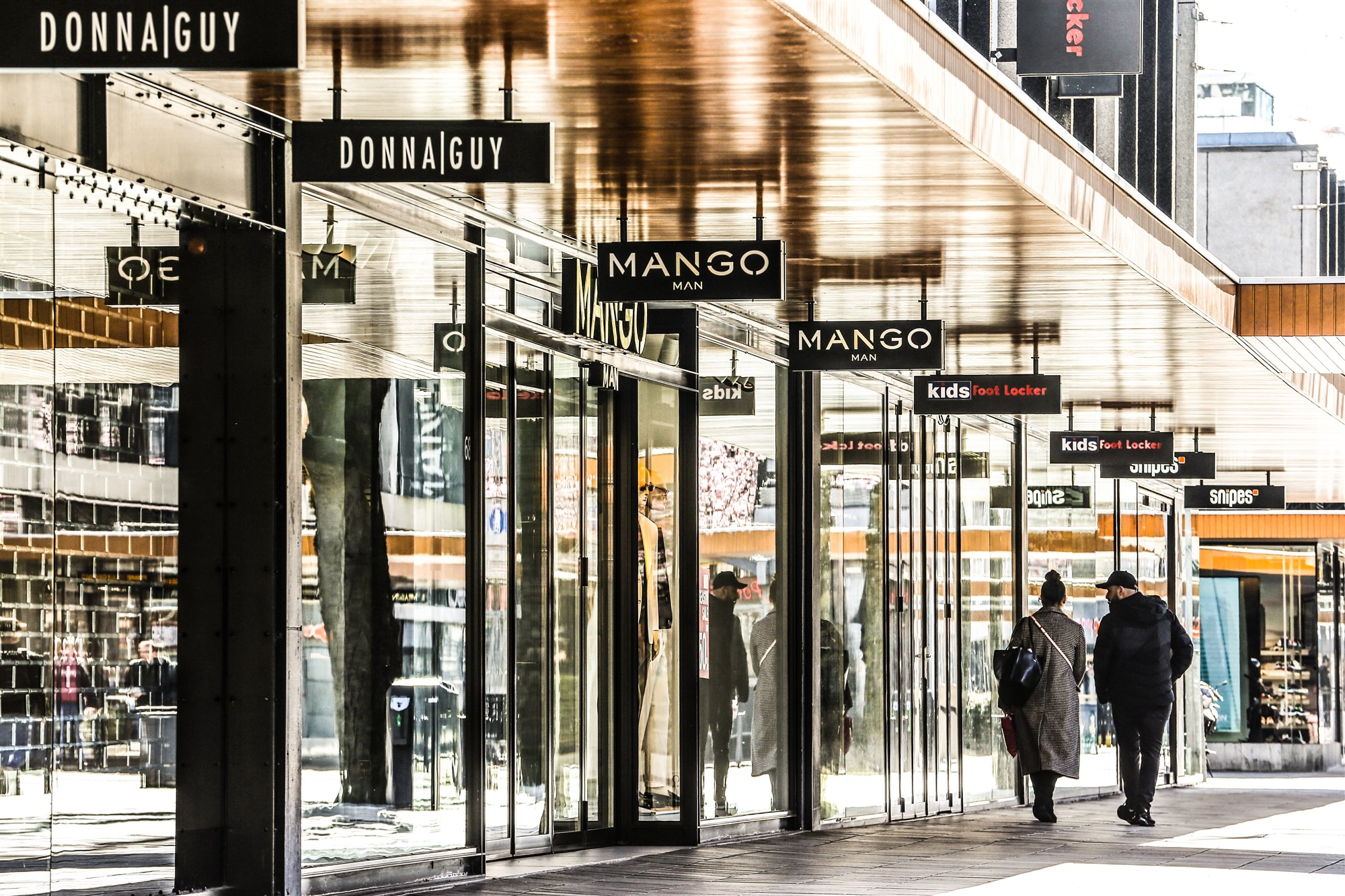 Gesloten winkels in Rotterdam