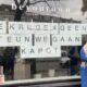 Kappers actie Rotterdam coronamaatregelen lichten aan