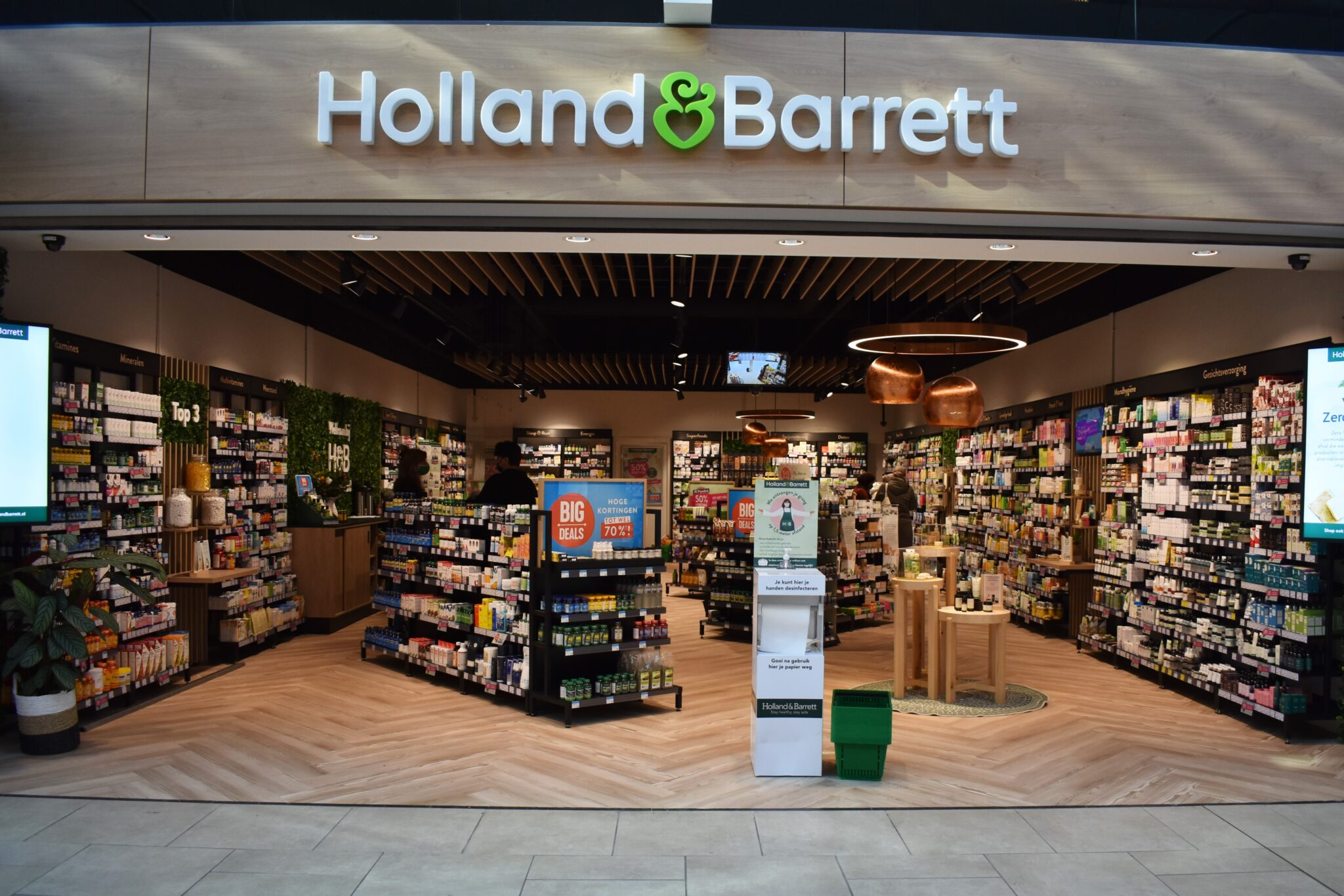 Holland & Barrett Winkelcentrum Keizerswaard Rotterdam