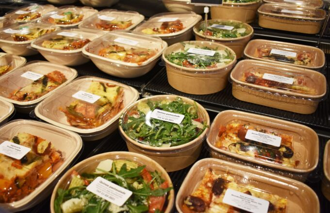 Verse salade lasagne Ekoplaza