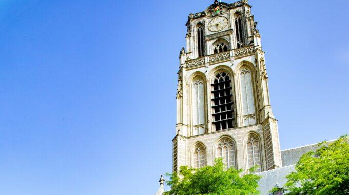 klok laurenskerk rotterdam