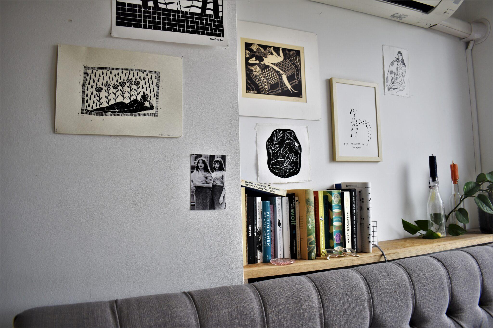 binnenkijken bij annabel en alex slaapkamer details