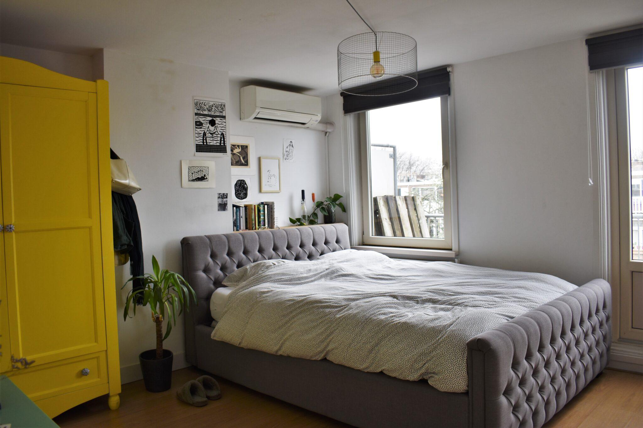 binnenkijken bij annabel en alex slaapkamer overview