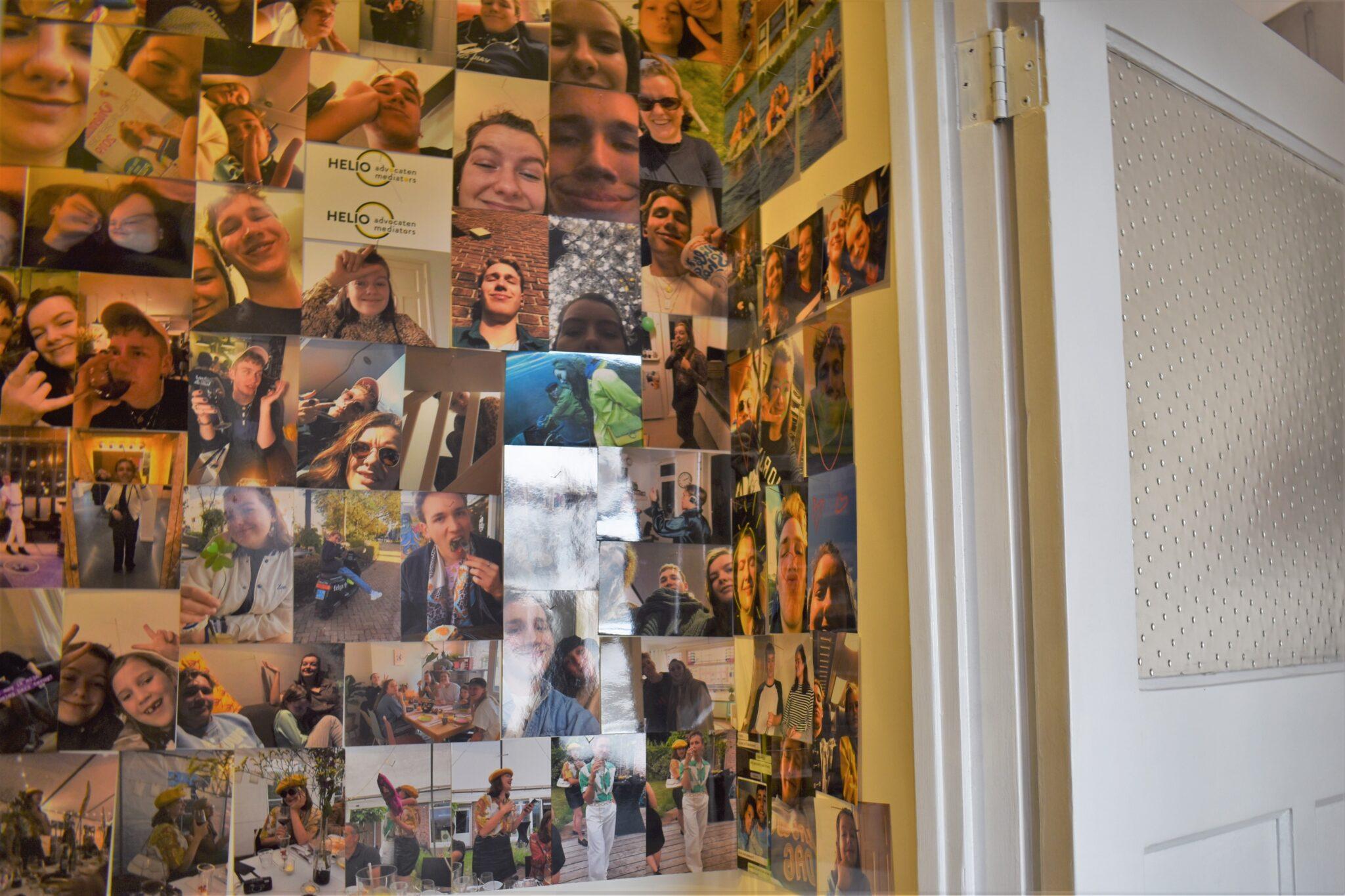 binnenkijken bij annabel en alex wc met foto's