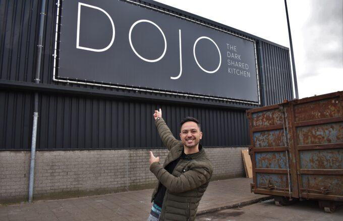The Kitchen Dojo shared dark kitchen Rotterdam Junior Lugte