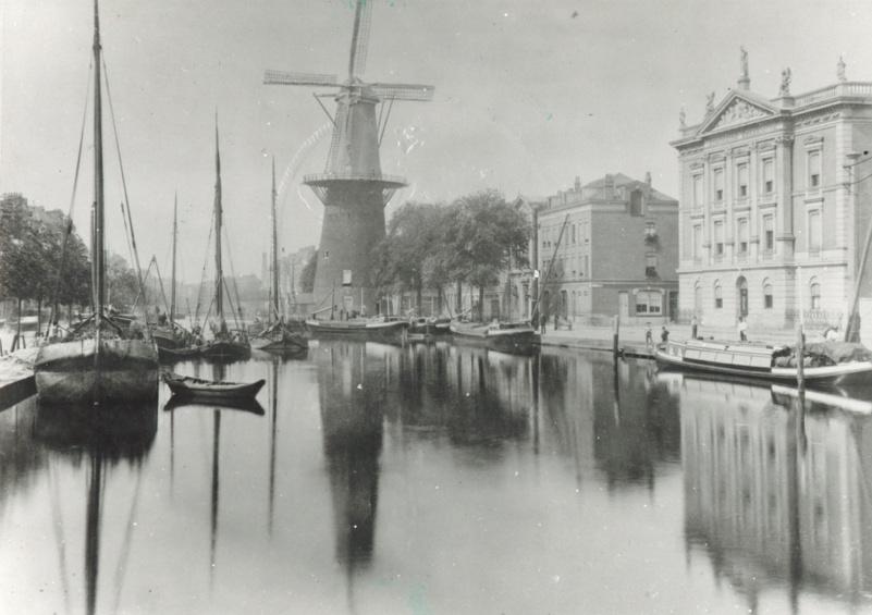 Coolsingel in 1881