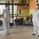 Verpleegkundigen corona afdeling Franciscus Gasthuis Vlietland Schiedam Erika Petra