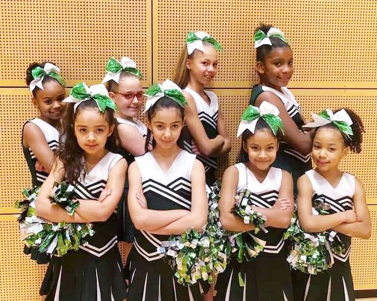010 Cheerleaders Rotterdam