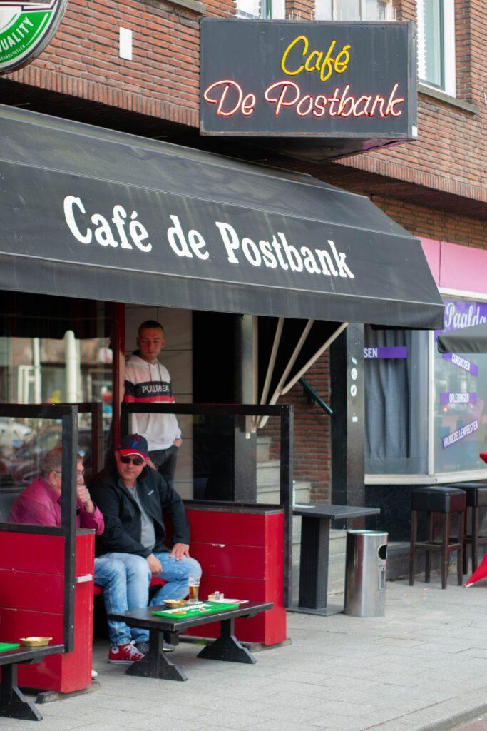 cafe de postbank