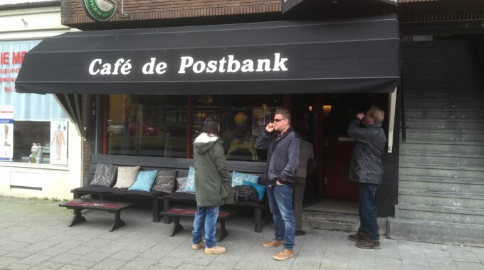 cafe de postbank