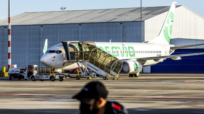 transavia rotterdam-the hague