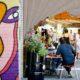 witte de with terras bazar street art