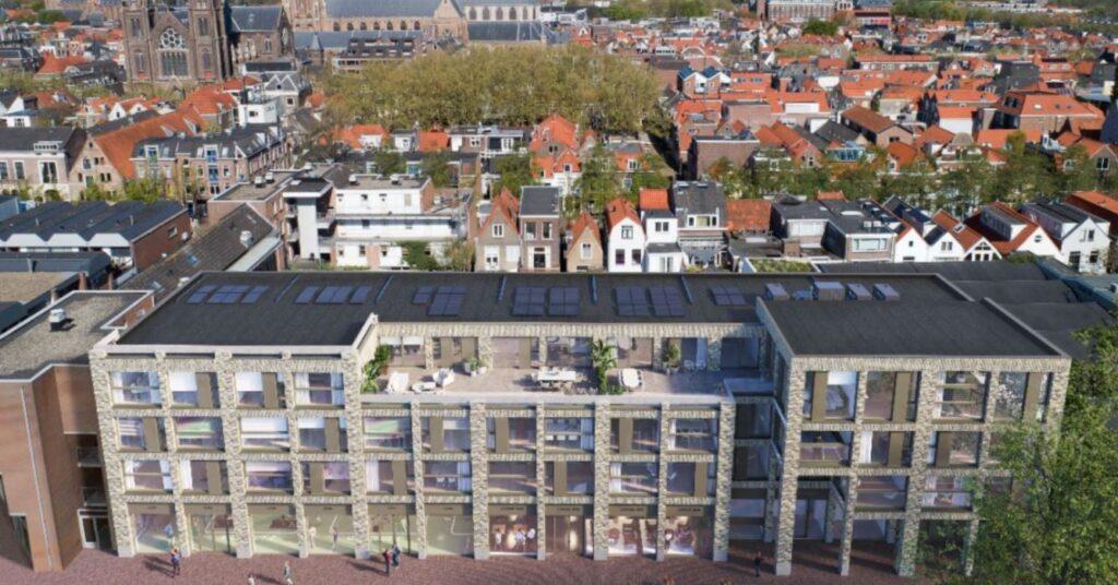 Kruisstraat Delft BV