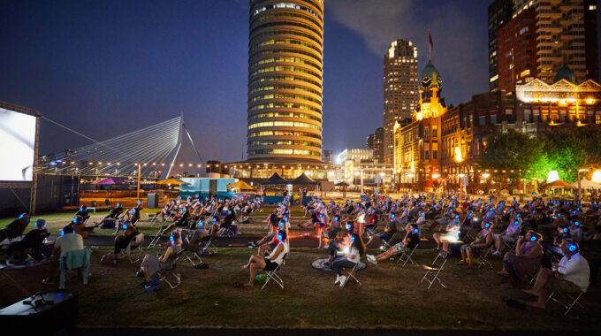 Rotterdam Festivals Pleinbioscoop