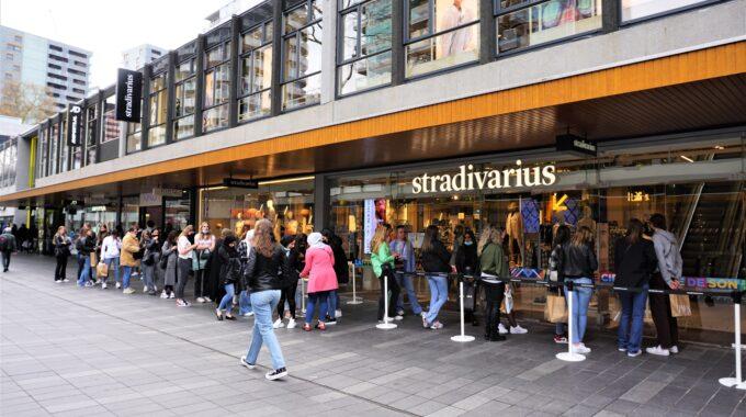 stradivarius rij winkelen