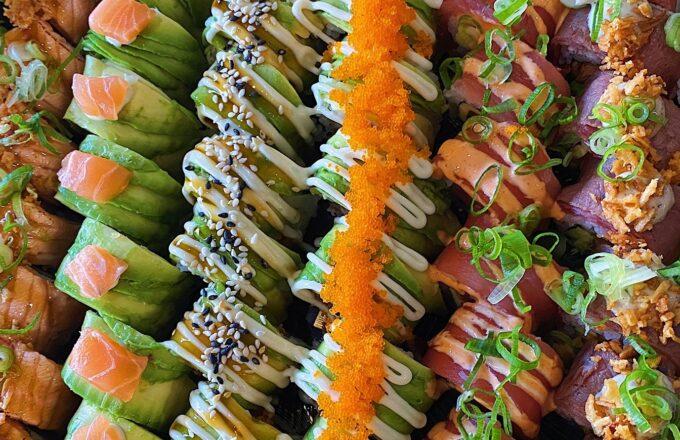 Mr Sushi Rotterdam