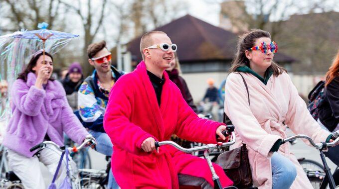 fietsrave rotterdam