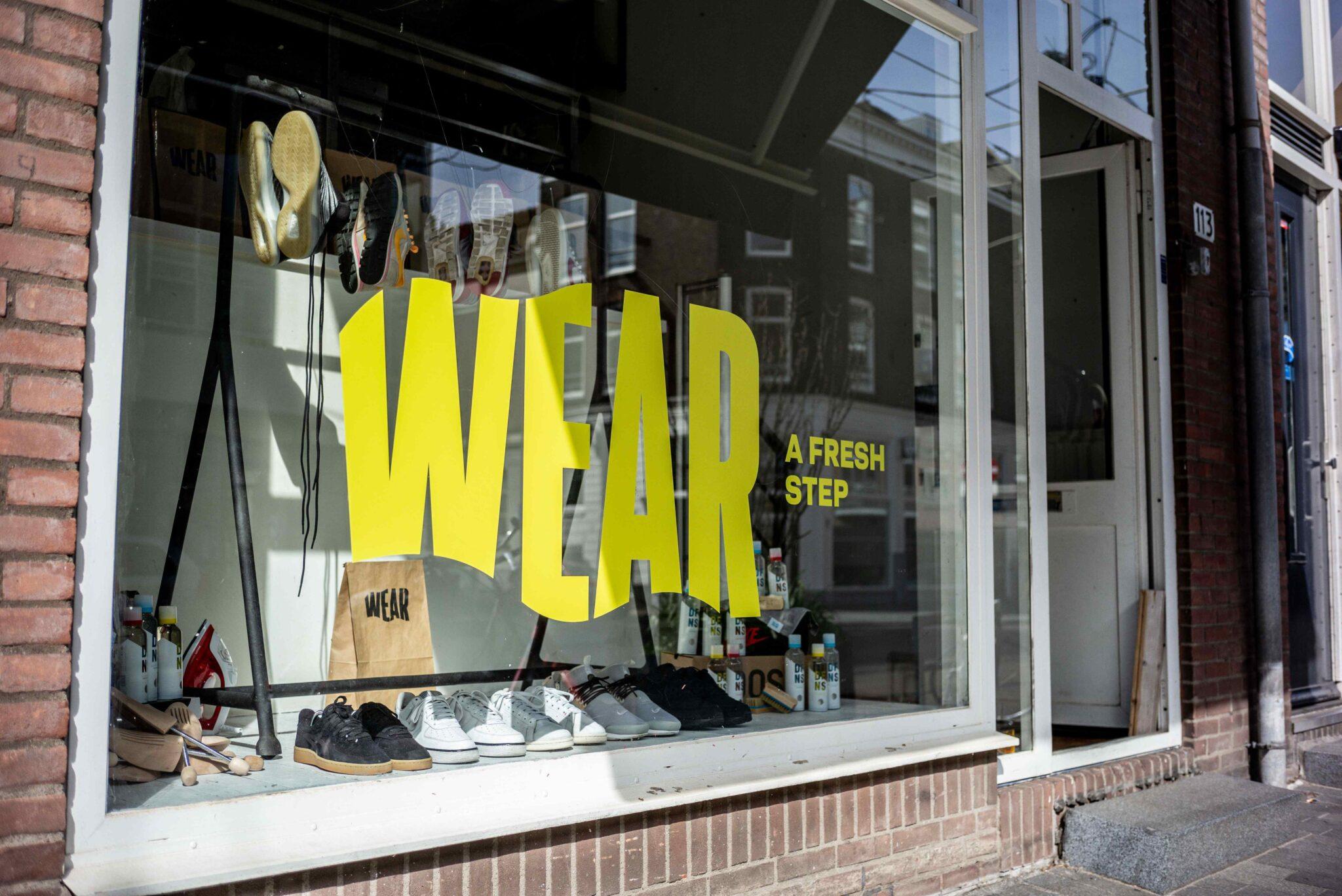 WEAR Rotterdam sneakers