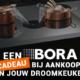 Bora kookplaat cadeau keuken Keukenloods.nl Rotterdam
