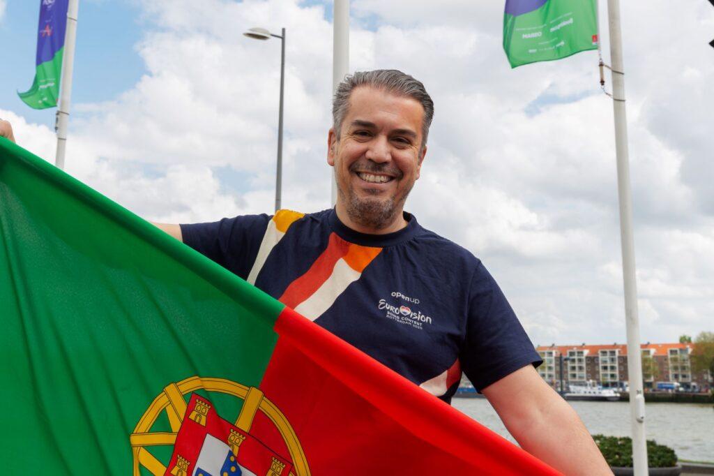 Carlos dos Santos Portugal Joyce de Vries_verkleind