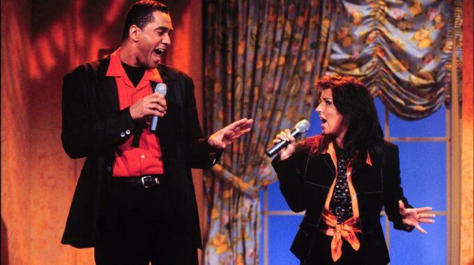franklin en maxine eurovisie songfestival 1996