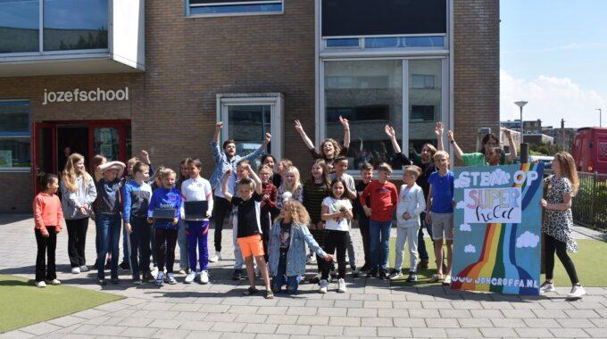 Jong Roffa Songfestival Jozefschool Hoek van Holland Rotterdam Buddy Vedder