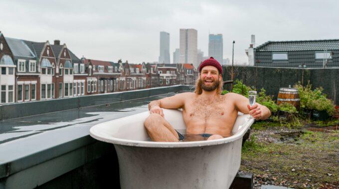 Florian Nelemans groen dak Rotterdam Rooftop Revolution Interpolis (1)