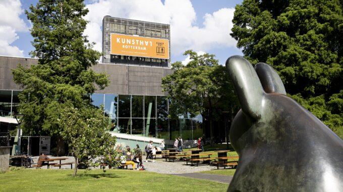kunsthal rotterdam museumpark