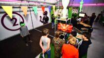 VR4play kinderfeestje virtual reality gamen