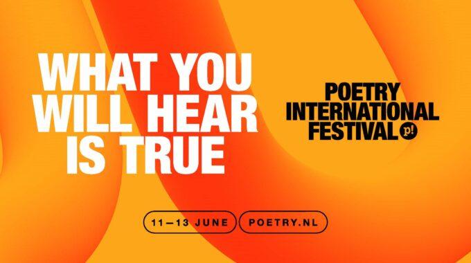 Poetry International Festival