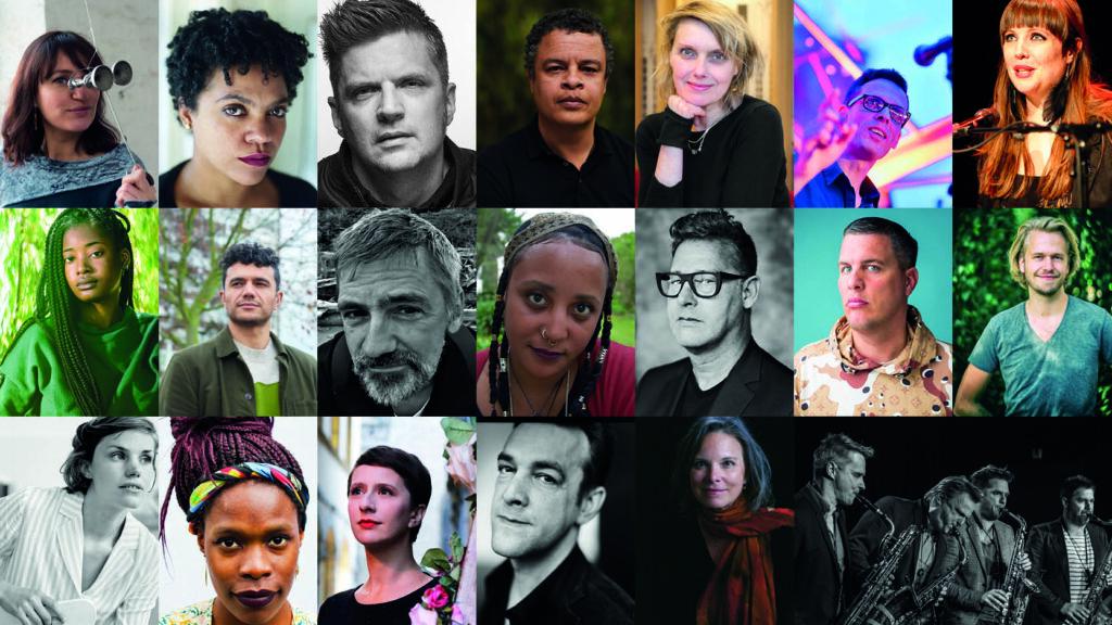 Poetry International Festival Rotterdam 2021 dichters