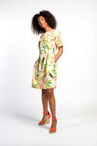 Duurzame jurken Marble Berriez