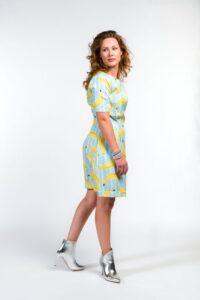 Marble Berriez duurzame jurken