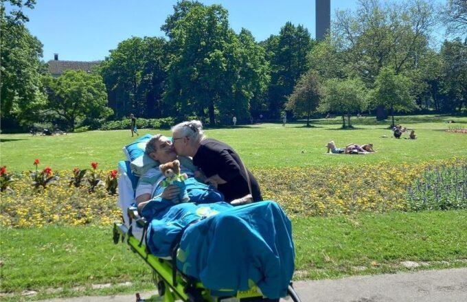 stichting ambulance wens jan koopmans