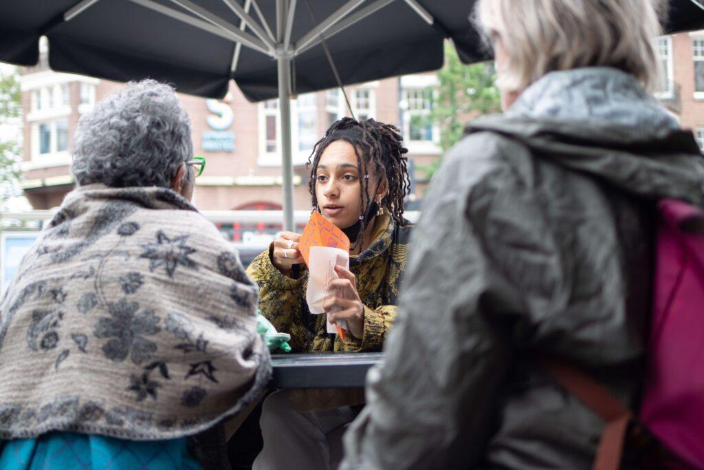 Rotterdamse Helden vrijwilligerswerk