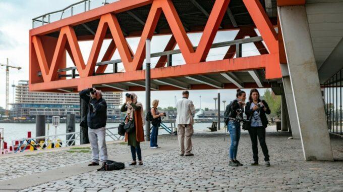 Fotoworkshop fotowandeling Rotterdam korting Rotterdampas