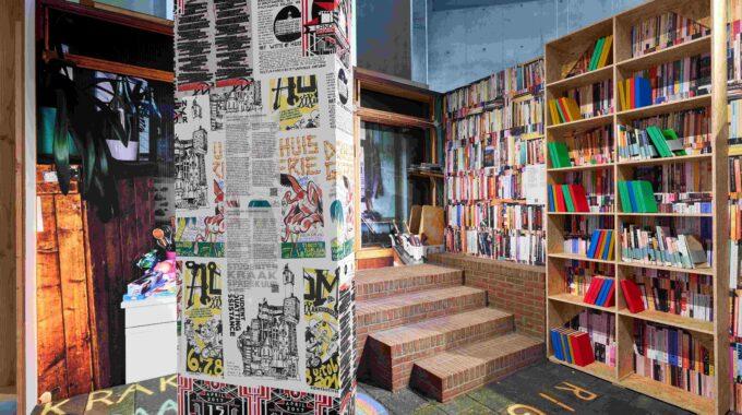 Tijdelijk Huis van Thuis Het Nieuwe Instituut Rotterdam