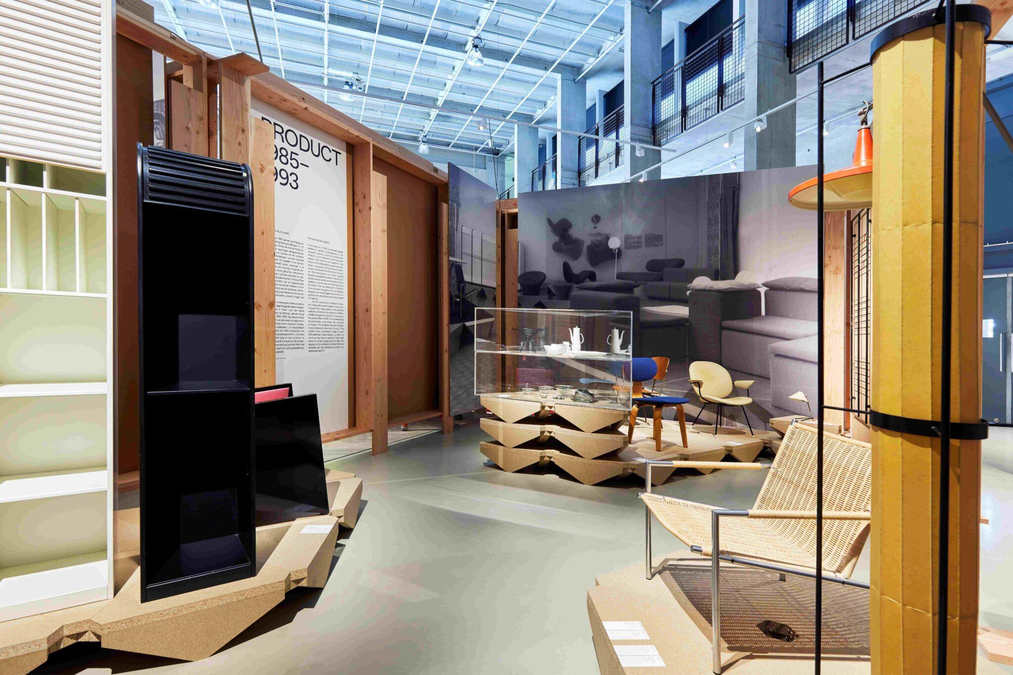 Tijdelijk Huis van Thuis Het Nieuwe Instituut Rotterdam 02