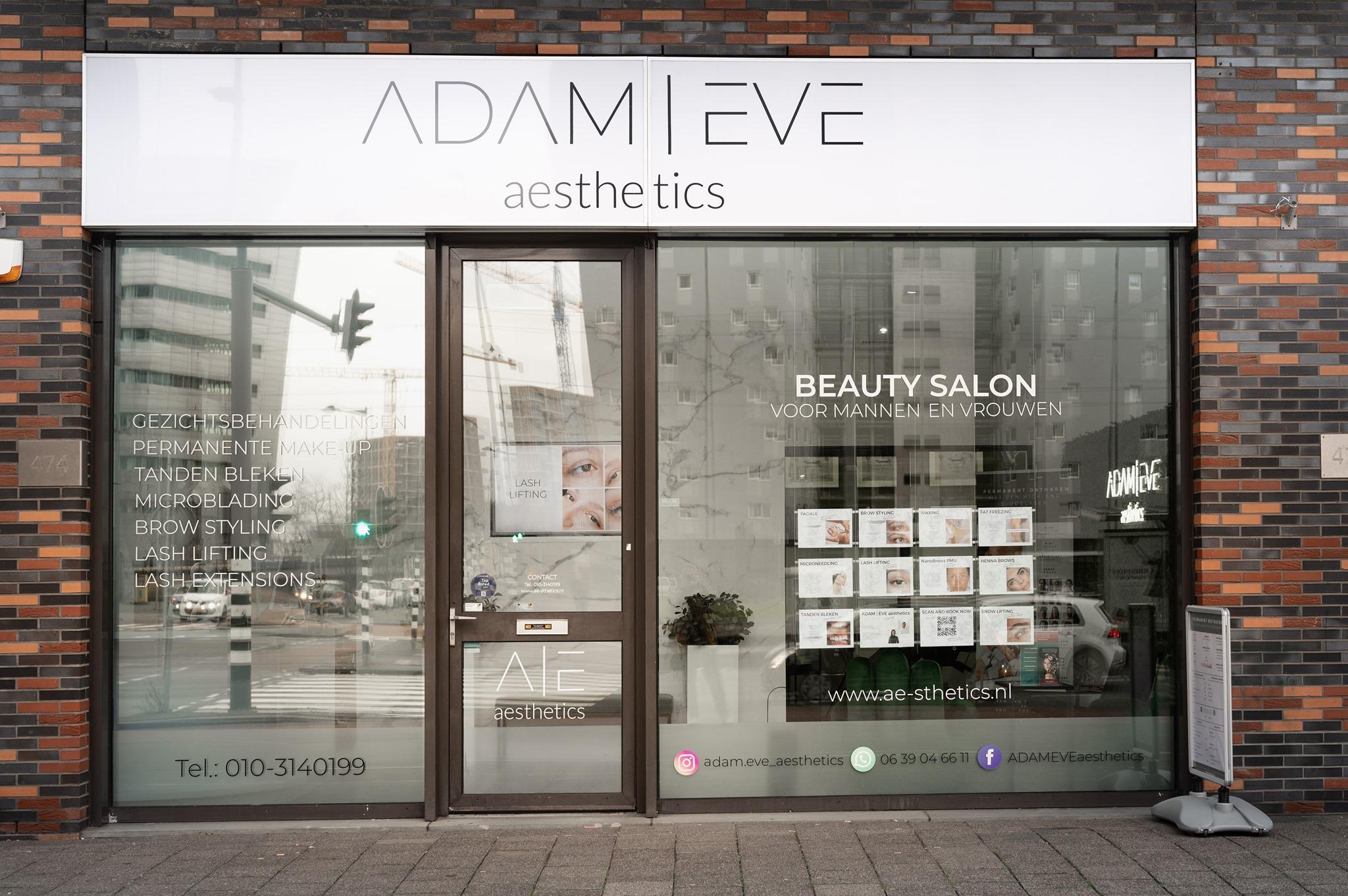 adam eve aesthetics