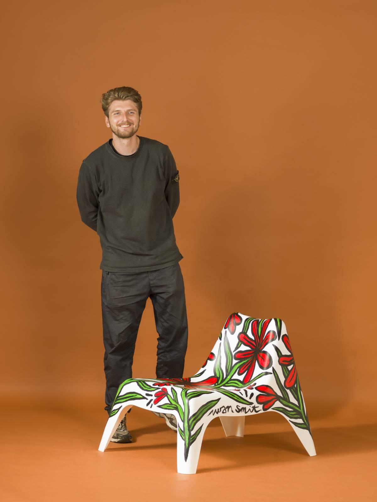 IKEA Circular Hub tuinstoel Iwan Smit