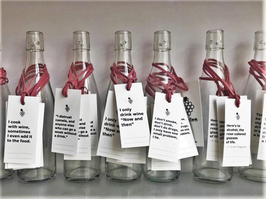 etiket kiezen winetank