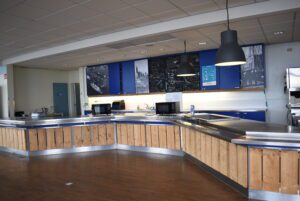 binnenkijken bij ester havenziekenhuis gezamenlijke keuken