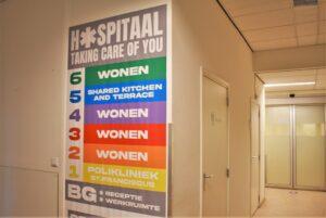 binnenkijken havenziekenhuis ester signing